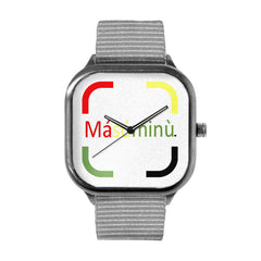 Masominu Logo Watch