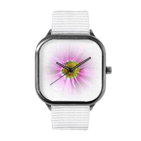 Blush Blosson Flower Watch
