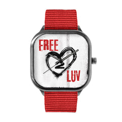Free2Luv Watch