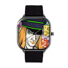 Modern Disco Watch
