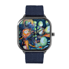 Divine Matrix Alloy watch