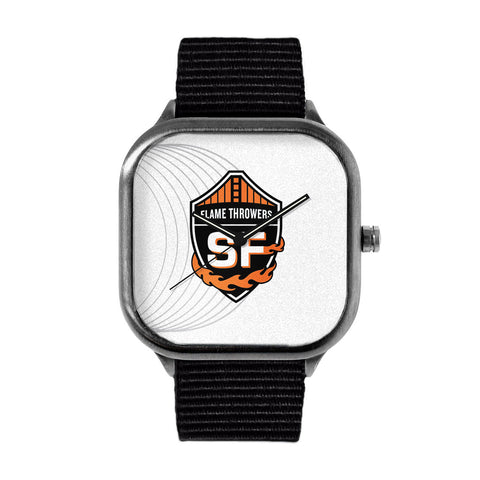 San Francisco Flamethrowers Watch
