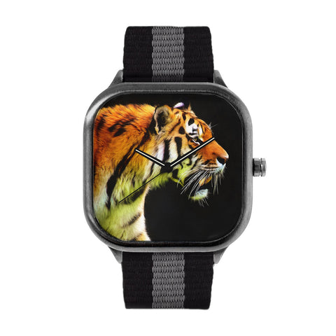 Eddies Tiger Watch