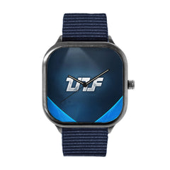 Blue logo Watch