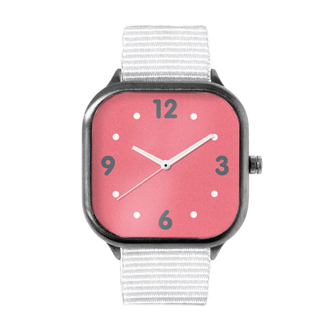 Basic Salmon Alloy watch