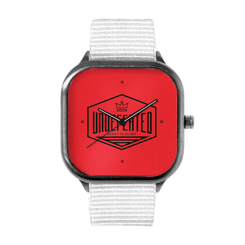 G2G Red Undefeated Watch