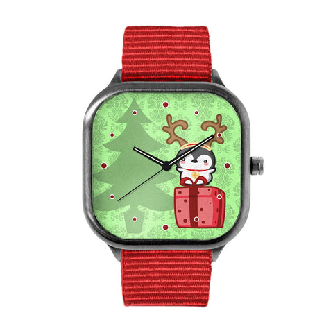 Vany Nany Xmas Penguin Watch