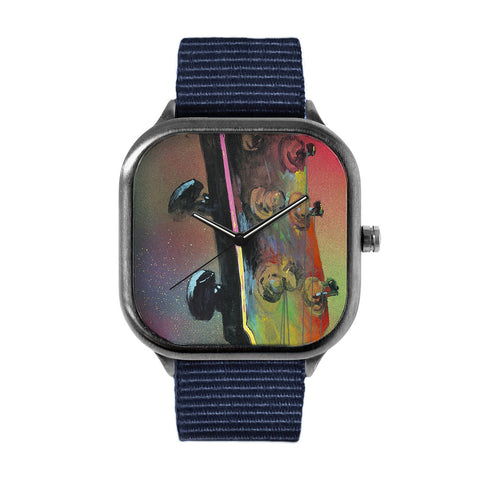 Charlie's Music Factory Watch