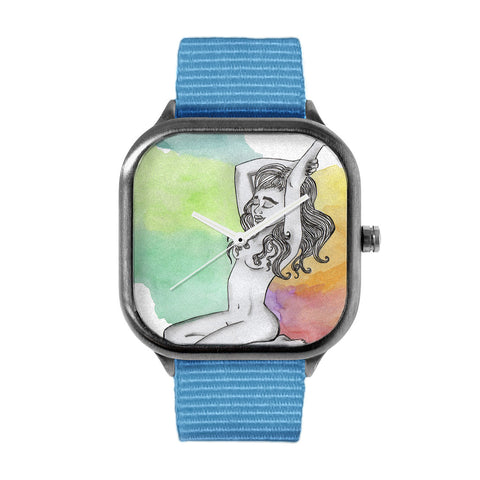 Colorful Decision Watch