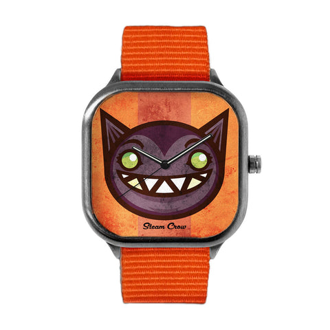 HalloweenCat Watch