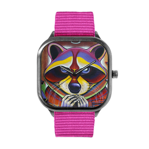 Raccoon Conspiracy Watch