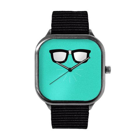 Glasses Watch
