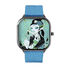 Blue Swan Watch