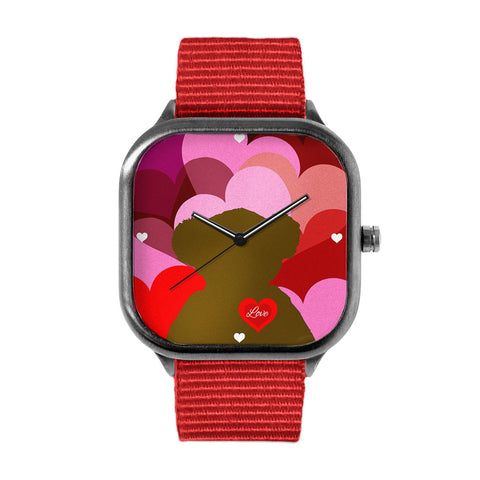 Teddy Love Watch