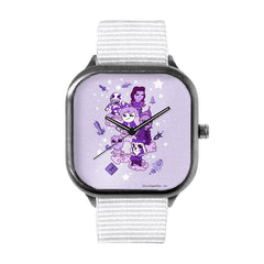 Guardians Time Purple Watch