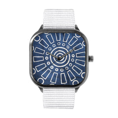 Circular Navy Alloy watch