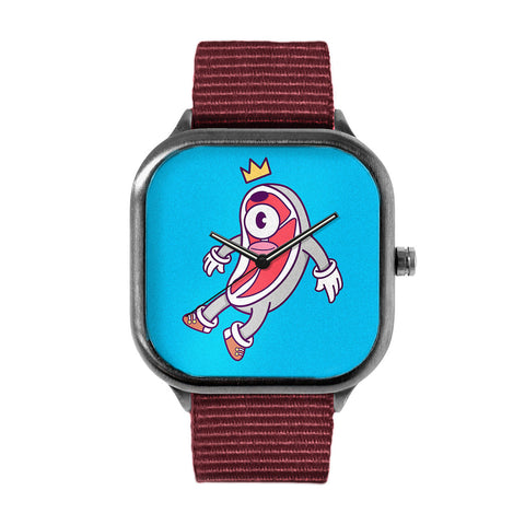 Steak Boy Watch