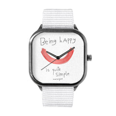 BeingHappy Watch