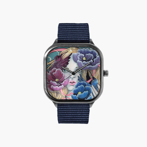 HummingbirdDance Watch