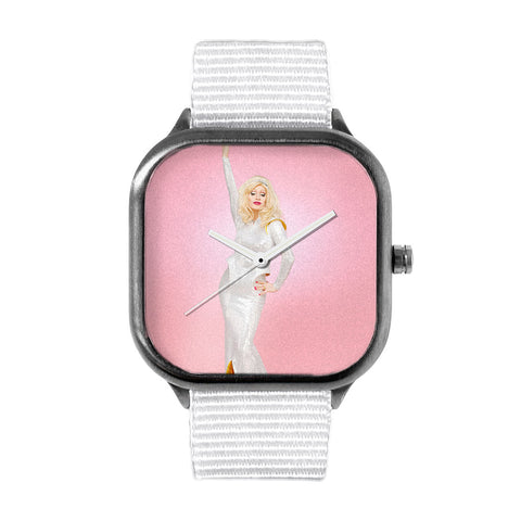 Jinkx White Watch