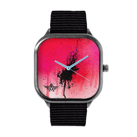 Spray Logo Watch