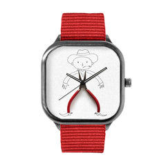 Cowboy of Pliers Watch