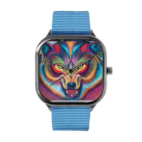 Wolf Spirit Watch