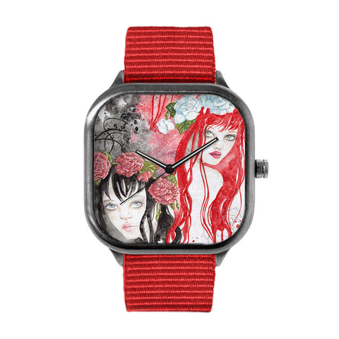 Snow White Rose Red Watch