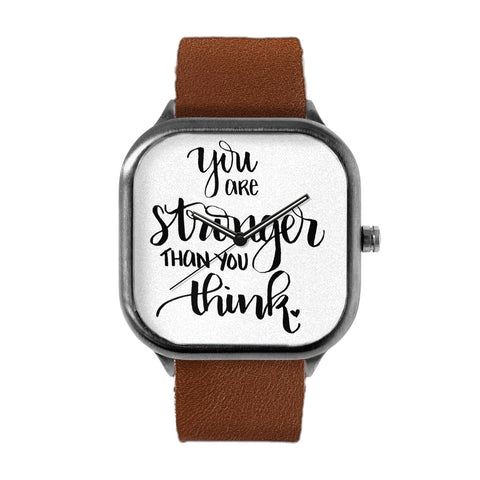 Stronger Watch