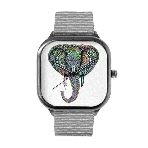 Colored Matriarch Watch