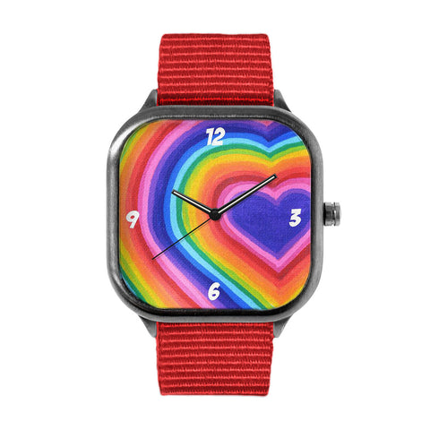 Rainbow is Love Watch