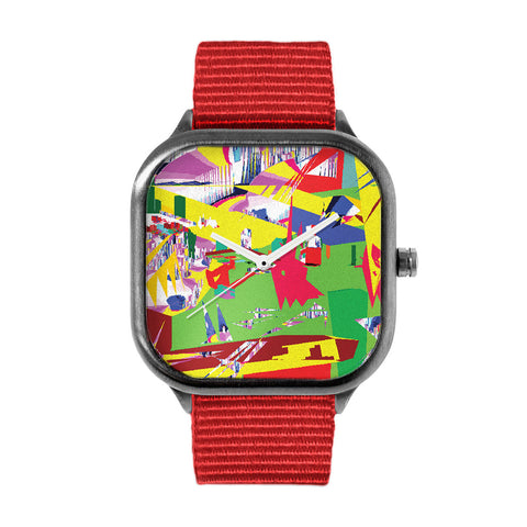 RGB XYZ Watch