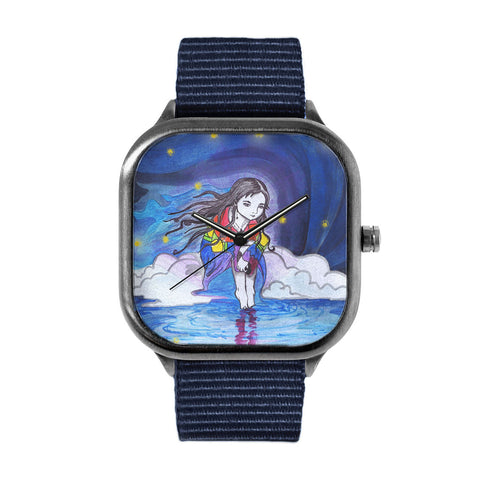 Estrella Nicolas Rainbow Girl Watch