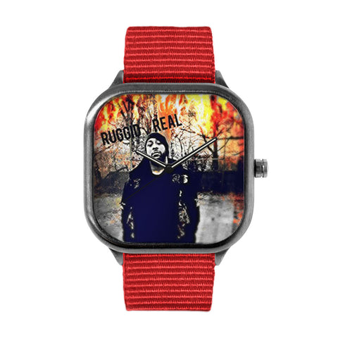 Ruggid Real Inferno Alloy watch