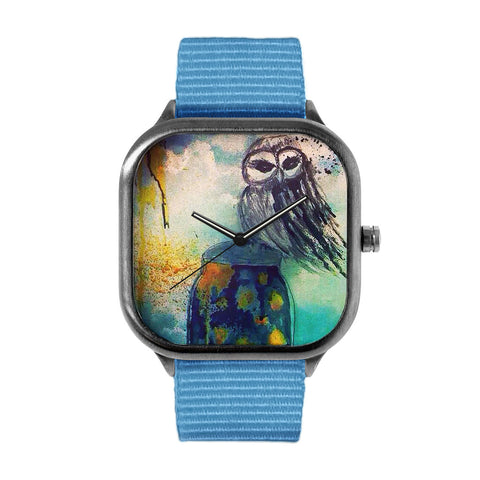 Painted Owl Watch