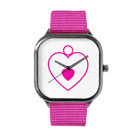 WhiteHeart Watch