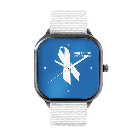 Raise Lung Cancer Awareness Watch