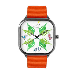 Birds Alloy watch