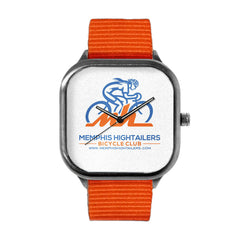 Bicycle Club Logo Watch