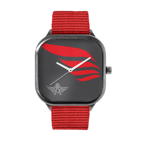 Angel Red Wing Watch