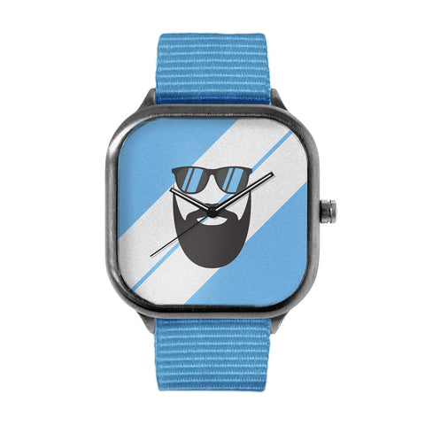 Fear the Beard Watch