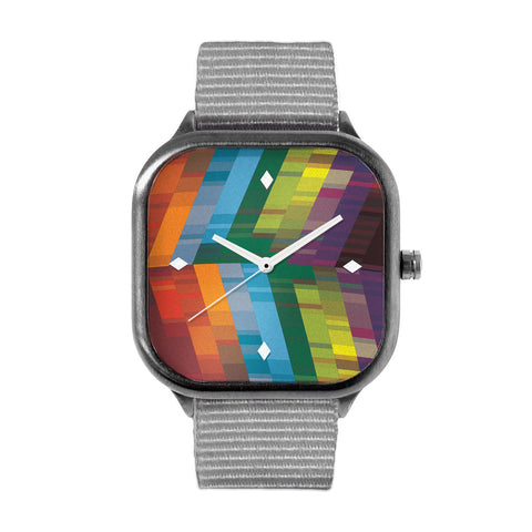 Feathered Prism Watch