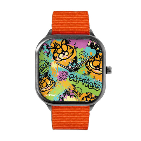 Garfield Color Watch