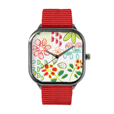 Crazy Daisy Watch
