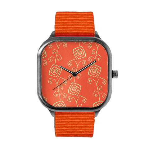 Dizzy Flowers Watch