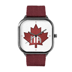 Leaf Logo Watch