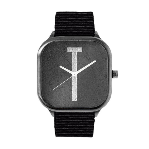 Monolithic Monogram T Watch
