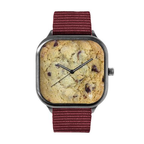 Chocolate Chip Cookie Watch