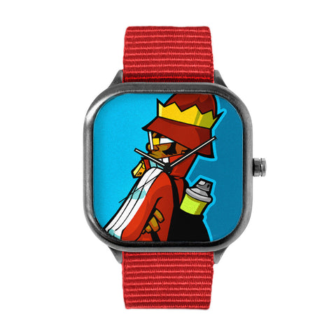 Crown Breaker Watch