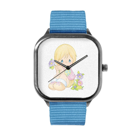 Precious Moment Flower Girl Watch